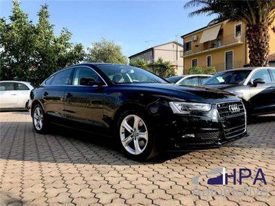 usata Audi A5 Sportback 150cv Led Navi Xenon