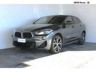 usata BMW X2 xDrive 20d Msport