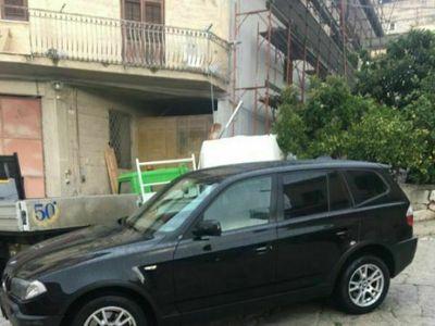 usata BMW X3 3.0d cat
