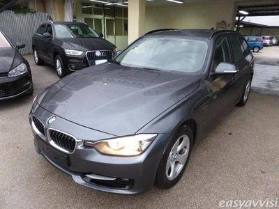 usata BMW 320 serie 3 touring d xdrive msport diesel station wagon grigio scuro