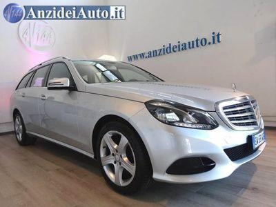 usado Mercedes E220 CDI BlueTEC S.W. Executive
