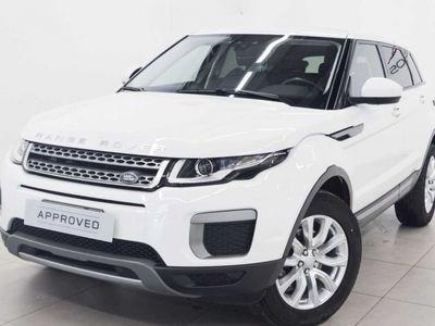 usata Land Rover Range Rover evoque 2.0 TD4 180 CV 5p. SE 4WD