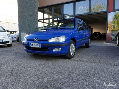 second-hand Peugeot 106 1.1 benzina 5 porte neopatentati