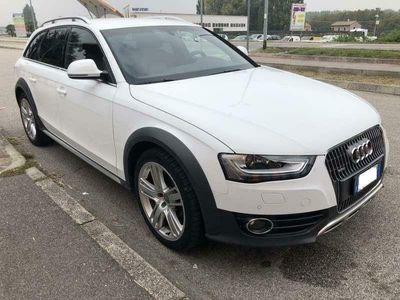 "usata Audi A4 Allroad 2.0 TDI 177 CV S tr. Business ""19-BANG OLUFSEN"