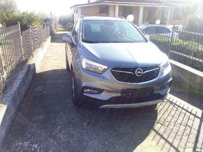 usata Opel Mokka X 1.6 CDTI 4X2 ANNO 2017