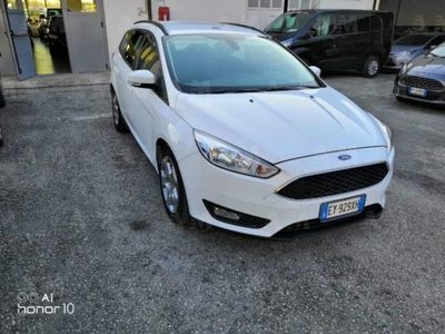 used Ford Focus 1.5 TDCi 120 CV Start