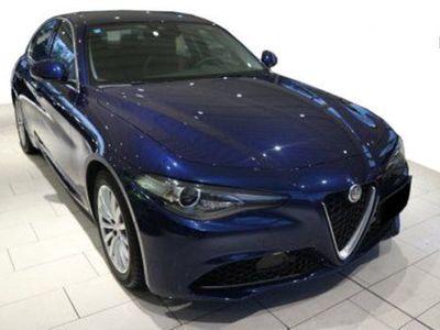 gebraucht Alfa Romeo Giulia 2.2 Super *XENO*NAVI*PELLE*DAB*CAM*PDC* rif. 10869691