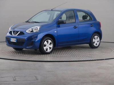 usata Nissan Micra 1.2 80cv Visia Eu6