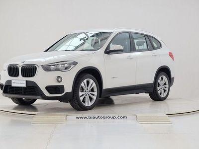 usado BMW X1 xDrive20d Advantage
