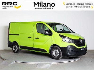 usata Renault Trafic T27 1.6dCi 120CV S&S PC-TN Furgone