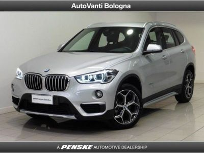 used BMW X1 (F48) xDrive18d xLine