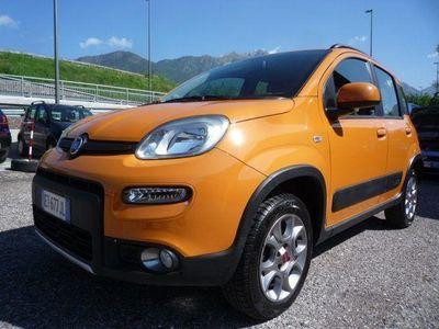usata Fiat Panda 4x4 1.3 mjt s&s ok neopatentati