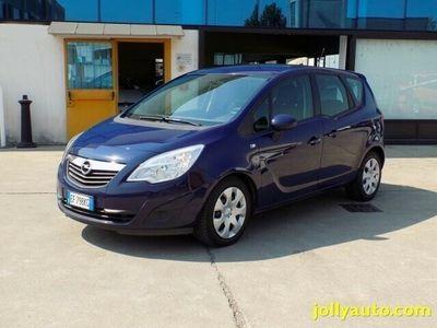 used Opel Meriva 1.7 CDTI Automatica Elective