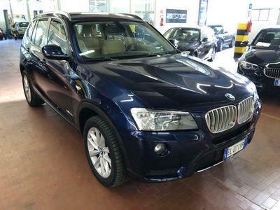 usata BMW X3 xDrive30dA Futura