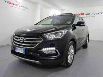 brugt Hyundai Santa Fe 2.2 CRDi 4WD A/T XPossible