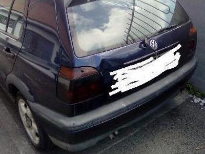 usata VW Golf 3ª serie