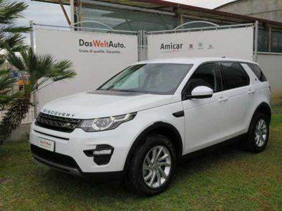 usata Land Rover Discovery Sport  2.0 TD4 150 CV SE CLIMA AUT NAVI XENO