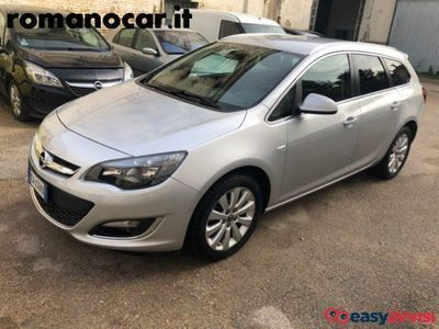 usado Opel Astra Station Wagon 1.7 CDTI 130CV Sports Cosmo del 2014 usata a Termoli