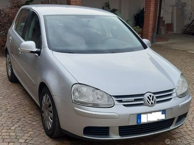 usata VW Golf V Golf 1.9 TDI DPF 5p. United BlueMotion