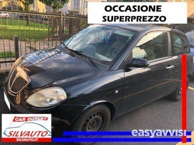 usata Lancia Ypsilon 1.2 80 cv 3 porte benzina