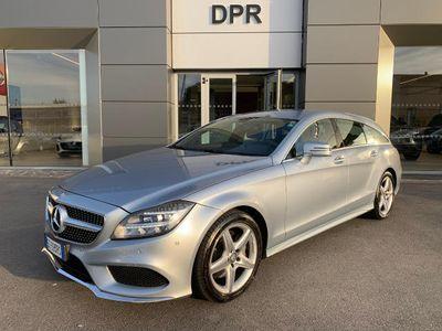 usata Mercedes CLS350 d SW 4Matic Premium