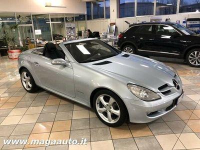 usata Mercedes SLK200 Kompressor cat usato