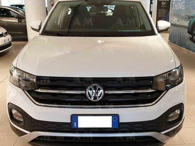brugt VW T-Cross - 1.0 TSI 115 CV Style BMT nuova a Torino