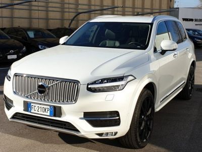 usata Volvo XC90 D5 AWD Geartronic Inscription