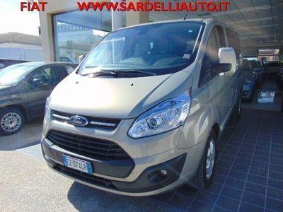 gebraucht Ford 300 Tourneo Custom custom2.2 tdci 155cv ti
