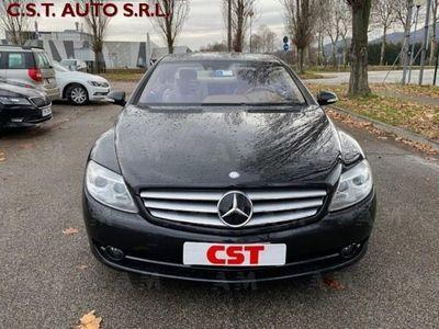 usata Mercedes CL500 FULL TUTTI GLI ACCESSORI DAL LISTINO rif. 12627875