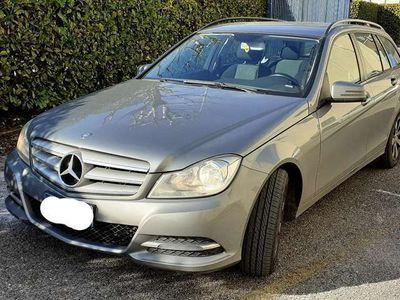 usata Mercedes C180 CDI S.W. Trend