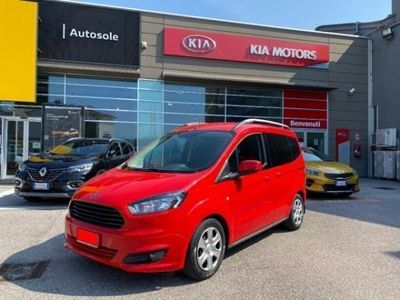 Ford Tourneo Courier Usata In Verona 8 Autouncle
