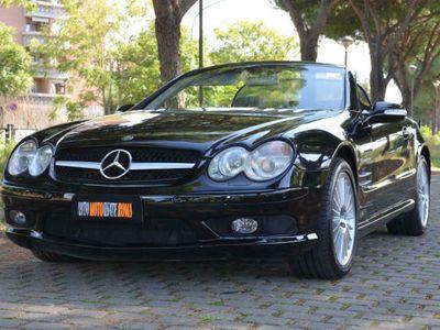 usata Mercedes SL55 AMG AMG **KOMPRESSOR 500CV** - 2003 - RATE PERMUTE