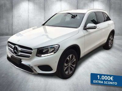 usata Mercedes GLC220 CLASSE GLCd Executive 4matic auto