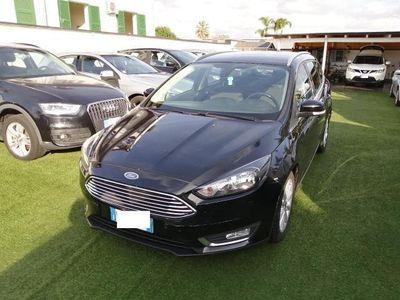 usata Ford Focus s.w. 1.5 tdci 120cv titanium aut
