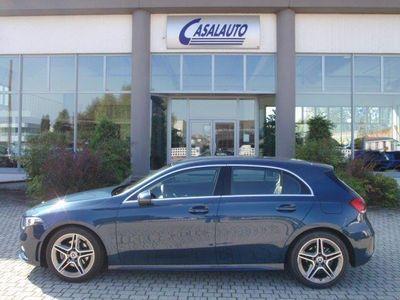 usata Mercedes A180 d Automatic Premium AMG/LED/MBUX/TELECAMERA