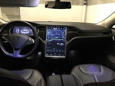 gebraucht Tesla Model S 85KWh Performance