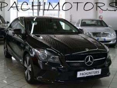 usata Mercedes CLA200 d S.W. Automatic Sport - Navi - Km 32.000