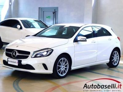 usata Mercedes A180 D 109CV SPORT AUTOMATICA 7G-DCT