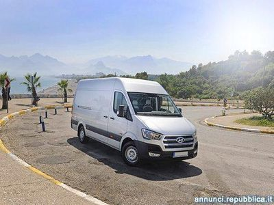 used Hyundai H 350 furgone 2,5 crdi 150 cv pl ta classic l diesel