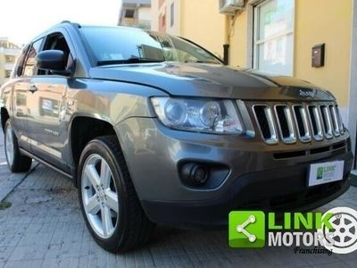 usata Jeep Compass CRD Limited