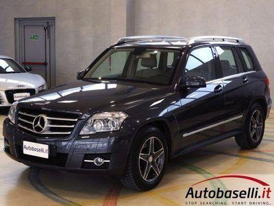 używany Mercedes 170 GLK CDI 4MATIC BLUETECSPORT AUTOMATIC NAVIGATOR