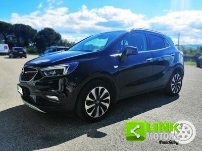 usata Opel Mokka Ecotec 110cv 4X2 Innovation, anno 2017, manutenzione curata, full optional