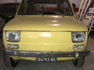 usado Fiat 126 - Anni 76