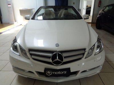 używany Mercedes E220 E 220 CDI Cabrio BlueEFFICIENCYCDI Cabrio BlueEFFICIENCY