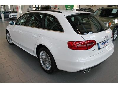 usata Audi A4 2.0 TDI clean diesel multitronic Ambiente