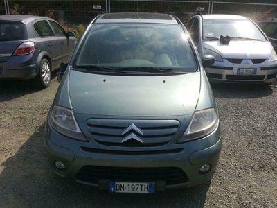usata Citroën C3 C31.4 HDi 70CV CMP5 air. Exc. Style