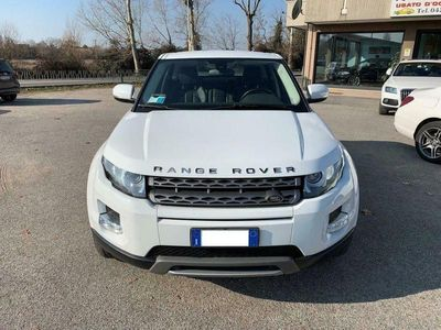 käytetty Land Rover Range Rover evoque 2.2 Sd4 5p. Pure Tech Pack