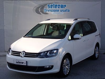 usata VW Sharan 2.0 TDI Comfortline BlueMotion Technology del 2015 usata a Novara