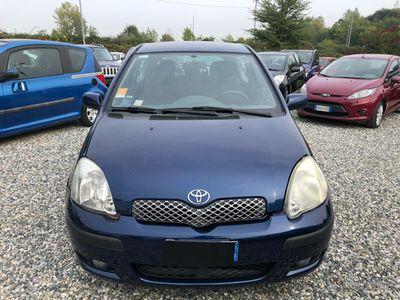 brugt Toyota Yaris 1.4 -4d